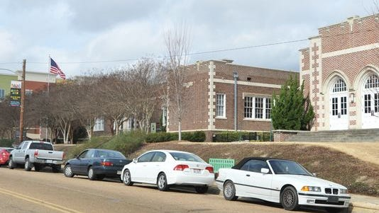 A proposed Hampton Inn would sit adjacent to Duling Hall in Fondren.