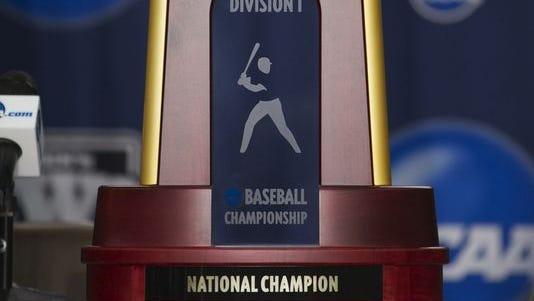 Vanderbilt or Virginia will win its first baseball national championship trophy tonight.