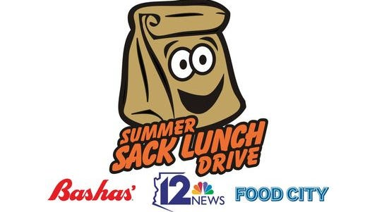 Summer Sack Lunch Drive during the month of July benefits our friends at St. Vincent De Paul.