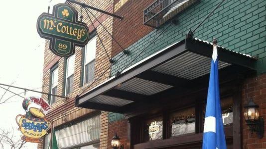 McColley's Pub.
