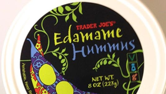 One of the recalled hummus products.