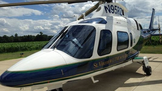 The air ambulance chopper used by an Ohio resort town is coming under question in a WKYC television investigation.
