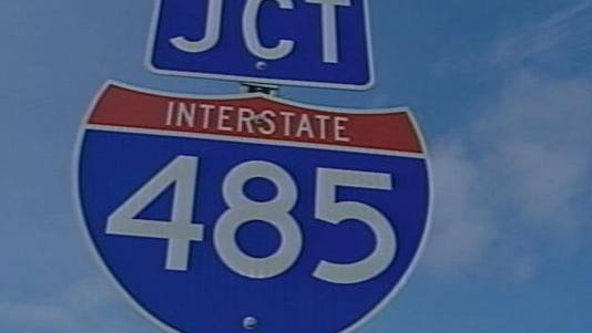 I-485 to close in both directions near Hwy 51