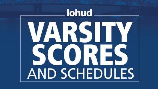 Varsity Scores.