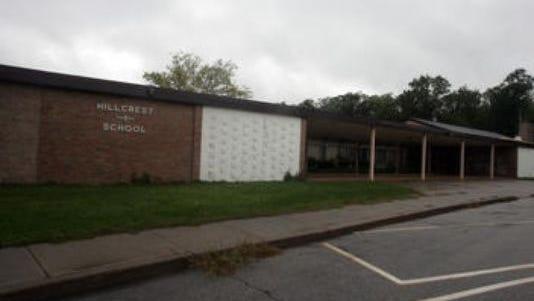 Hillcrest Elementary School.