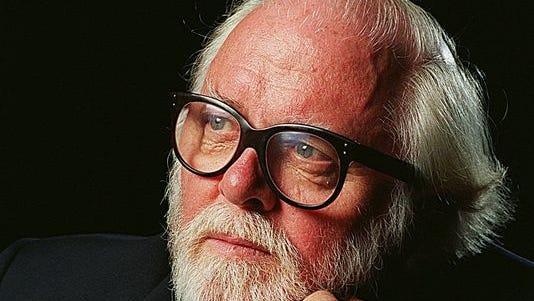 Actor-director Richard Attenborough.