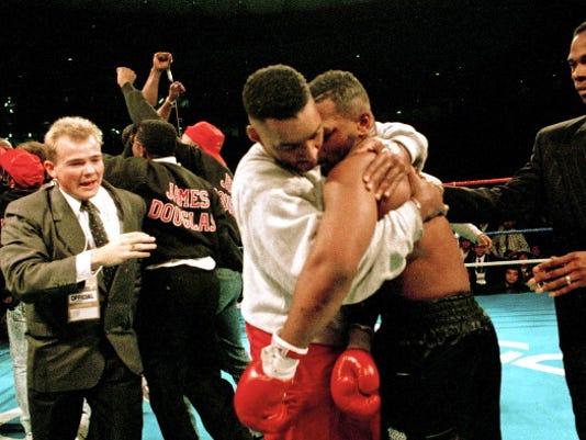 Tyson V Douglas