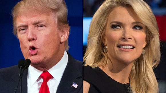 Donald Trump does not like Megyn Kelly.