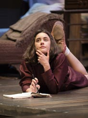 "Anna Lentz in Arizona Theatre Company's ""The Diary"