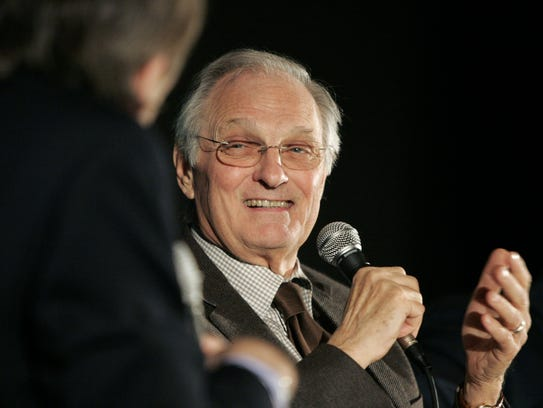 Alan Alda starred as a U.S. Senator with eyes on the