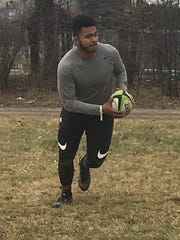 Theophilis Harvey III will play Division I rugby at