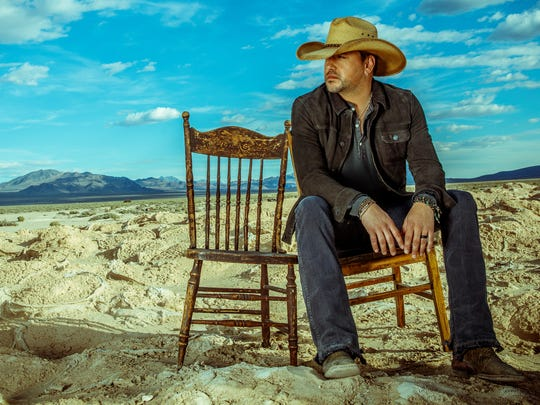 """I've always tried to be real and relatable,"" Jason Aldean says. "" I'm kind of an everyman's guy."""