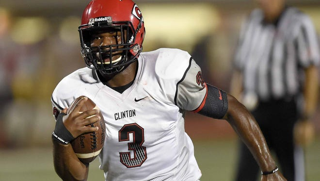 Clinton's Cam Akers is the top prospect in Mississippi.