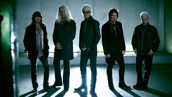 REO Speedwagon, with special guests 38 Special, will perform March 11 at Resch Center.