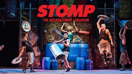 STOMP - The International Sensation