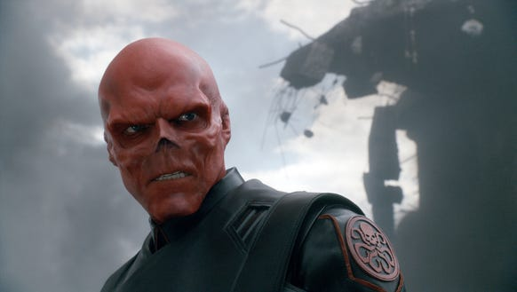 "Red Skull was assumed dead after ""Captain America:"