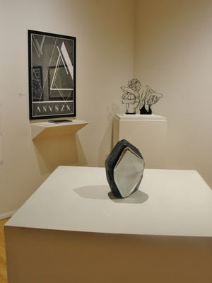 The 82nd Annual Student Show, Atrium Gallery, Ball State University