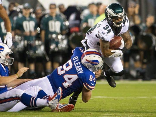 Sports: EaglesBills