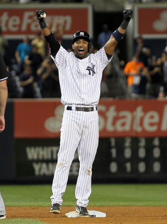 Chicago White Sox-New York Yankees-9-3-13