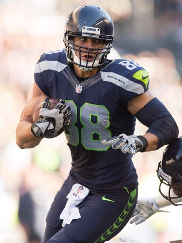 Jimmy Graham's former team is struggling more than