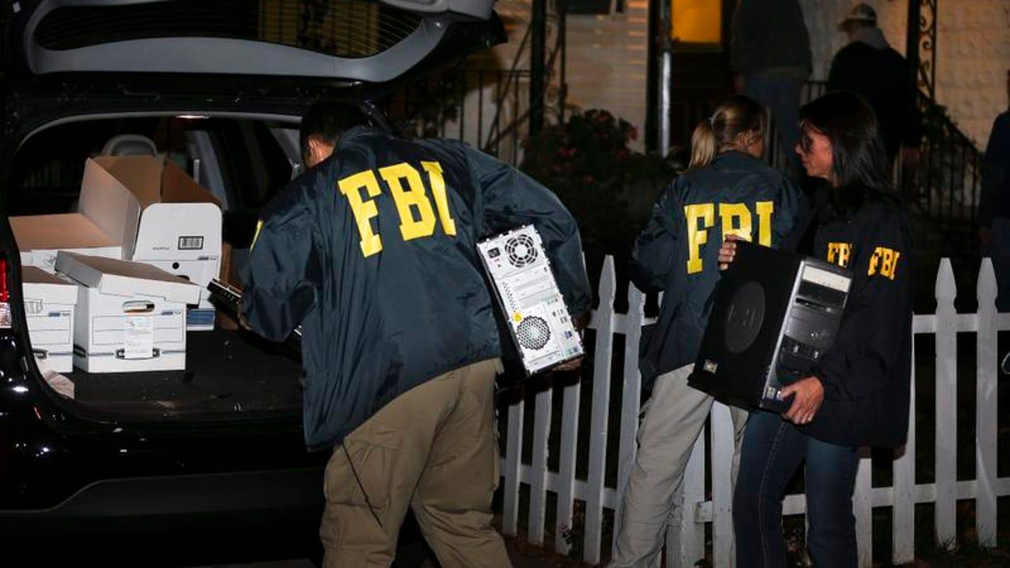 Fbi Raid Ramapo Keeps The Bureau Occupied