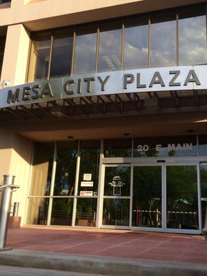 Mesa will now charge a convenience fee to residents who pay their utility bill with a credit or debt card.