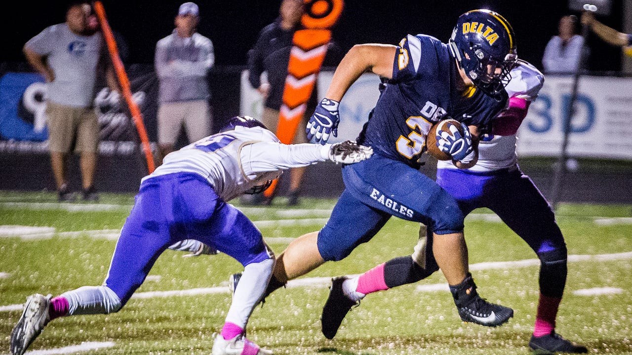 Spegal was fifth in the state last season with 2,385 rushing yards and 33 touchdowns.