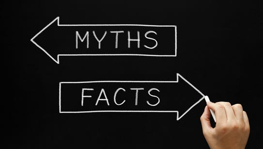 Separating myths from facts can be a full-time job.