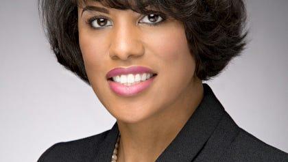 Stephanie Rawlings-Blake, mayor of Baltimore and secretary of the Democratic National Committee