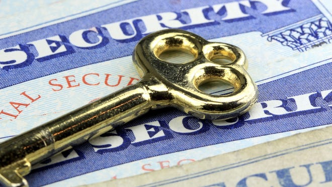 The key to social security benefits.
