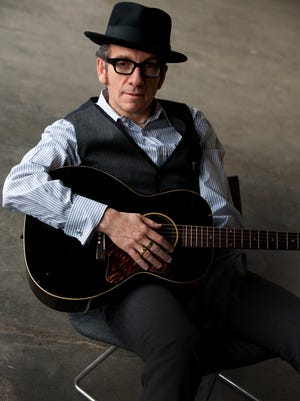 Elvis Costello brings his group the Imposters to the Shelburne Museum for a sold-out show Sunday.