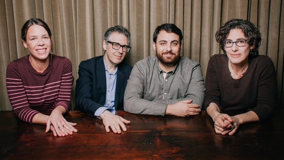 The S-Town team: Serial co-creator and S-Town executive