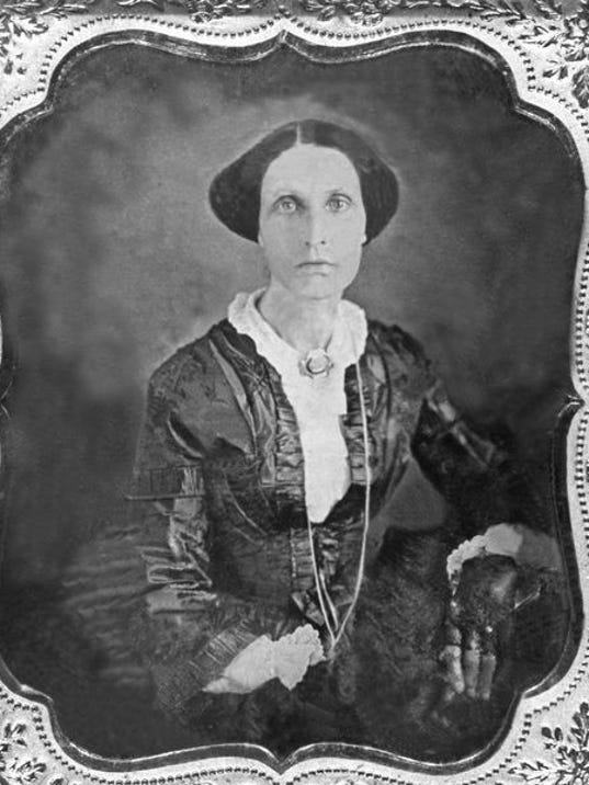 Louisa Campbell. She was the wife of John Campbell, founder of Springfield, and the mother of five sons -- four