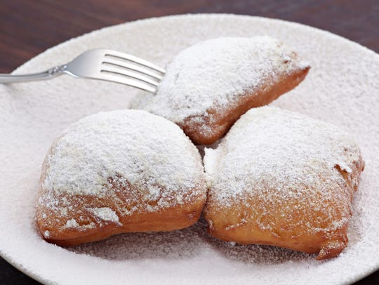 The beignets from Southern Rail in Phoenix.