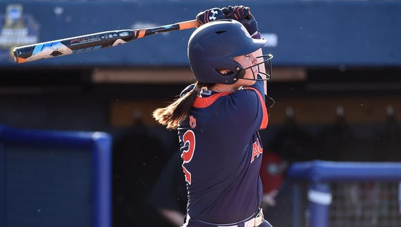 Haley Fagan and the Auburn Tigers are a win away from
