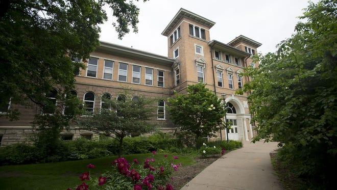 University of Wisconsin - Stevens Point, Thursday, June 16, 2016.