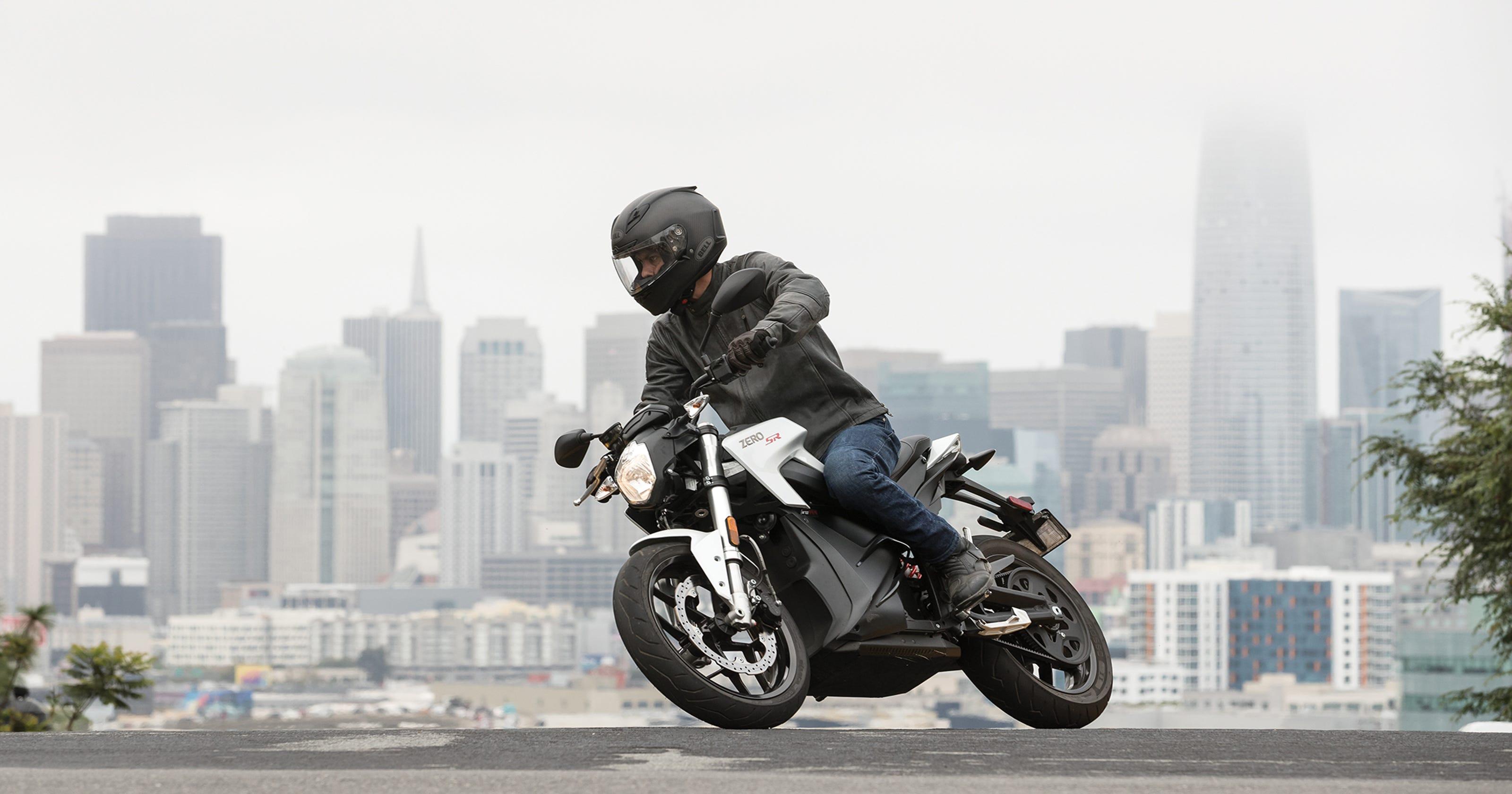 Review Zero S Electric Sr Motorcycle Is Quick Yet Quiet