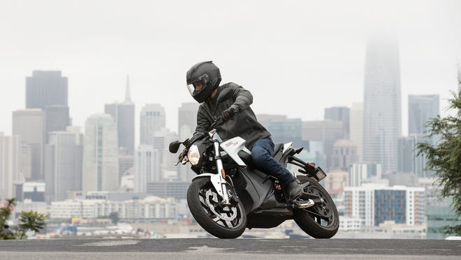 Looking into buying an electric motorcycle? We tested the Zero SR which is fast and silent, but not made for all-day rides. CREDIT: Zero Motorcycles