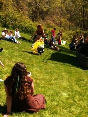 fairie festival gypsy