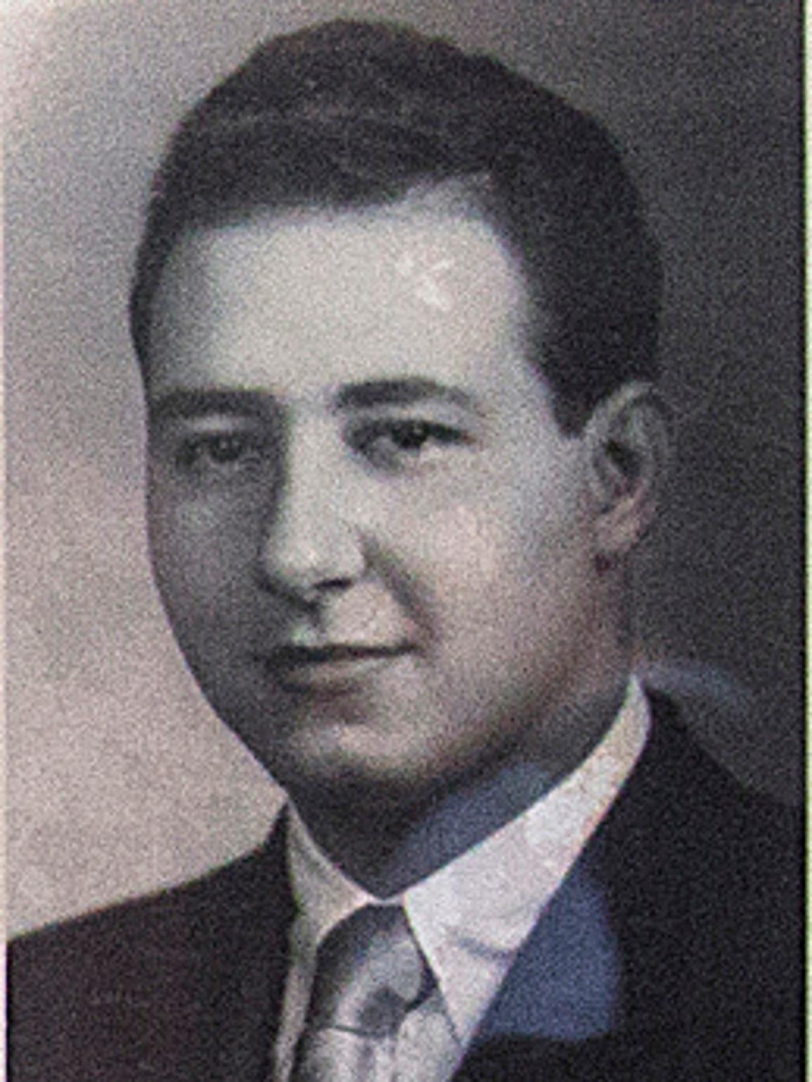 """Undated family photo of  Manuel """"Matty"""" Moroun."""