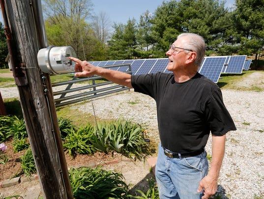 LAF Hoosier solar