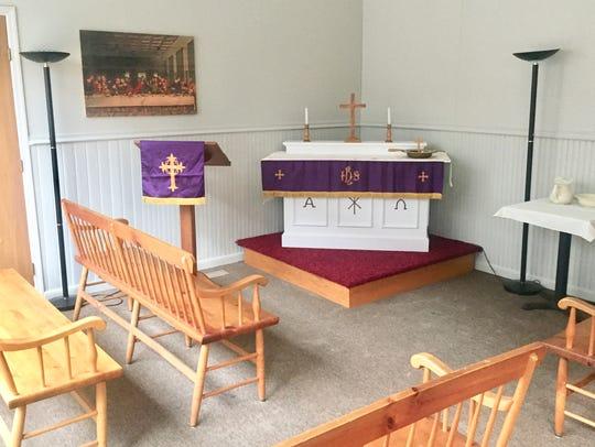 New Hope Lutheran Church has opened Hope's Door in