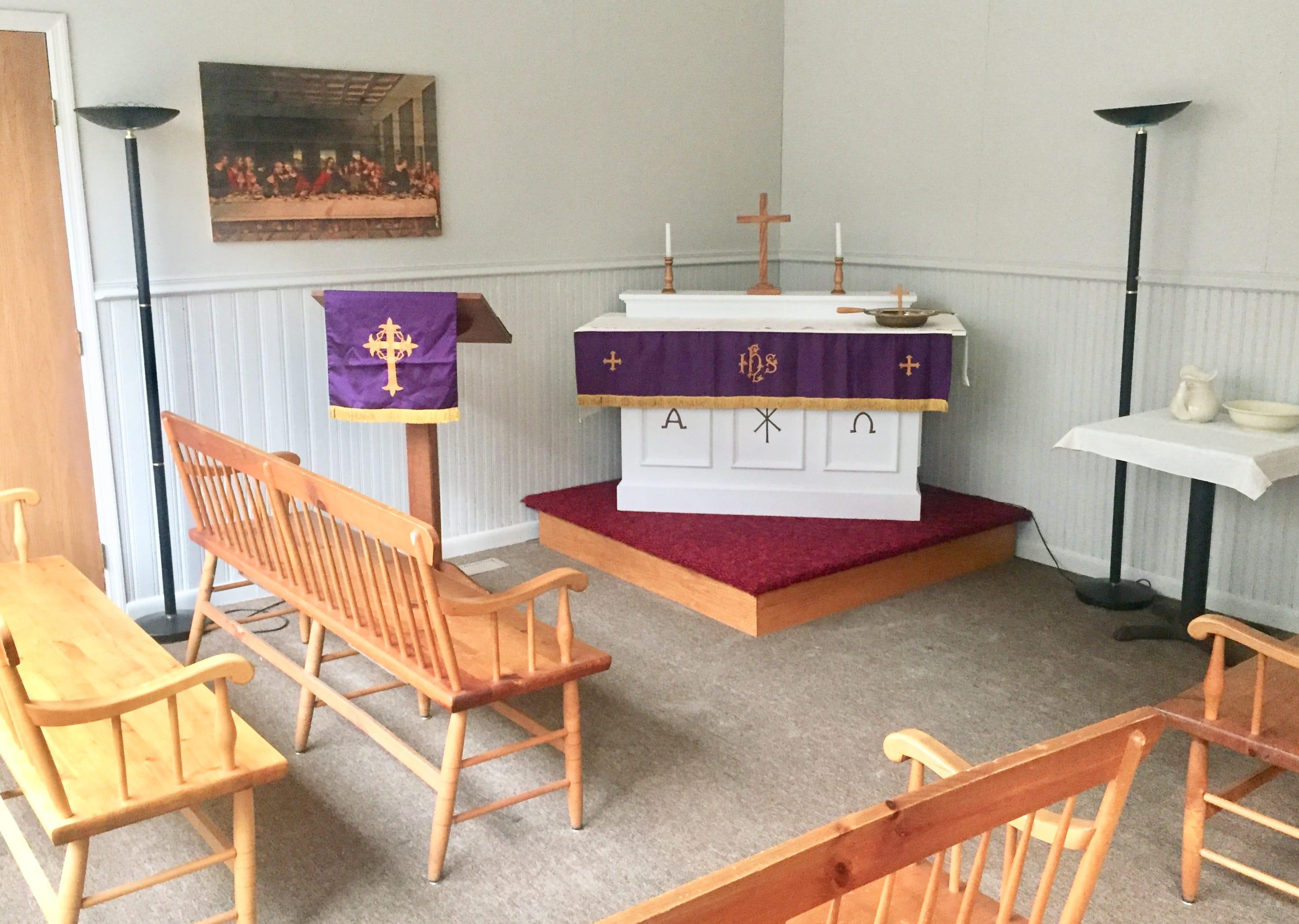 & New Hope Lutheran Church opens Hopeu0027s Door in Arcade