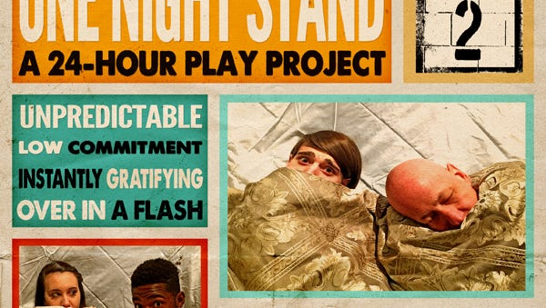 One Night Stand: A 24-Hour Play Project