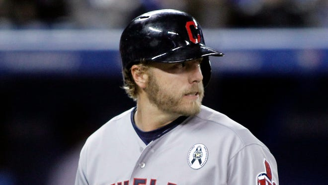 Mark Reynolds was batting batting just .215 with 15 homers and 48 RBI.