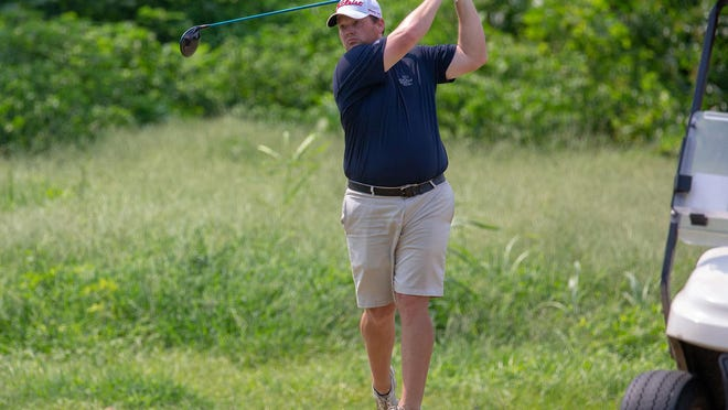 Trey Kent, who won his second Savannah City Amateur title in 2019, carding scores of 65-69 to finish 8-under par, is back to defend his title this Saturday and Sunday at Bacon Park Golf Course. [BEN BRENGMAN/SAVANNAHNOW.COM FILE PHOTO].
