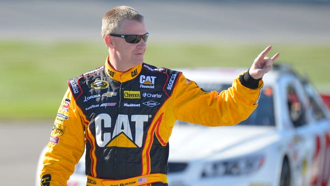 Jeff Burton, who began his NASCAR career in 1988, will become NBC's NASCAR television analyst beginning in 2015.