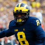 After many moves as Army child, Channing Stribling found a home at U-M