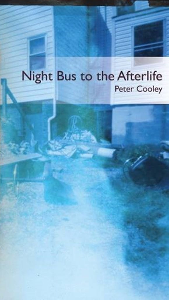 'Night Bus to the Afterlife' by Peter Cooley.