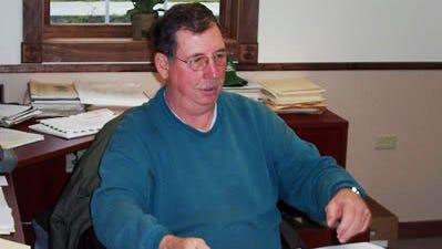 Reading Supervisor Marvin Switzer